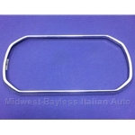 Headlight Bezel Left / Right Carello H4 (Lancia Beta Coupe All) - NEW