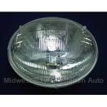 "Headlight Bulb Sealed Beam 7"" (Fiat / Lancia) - NEW"