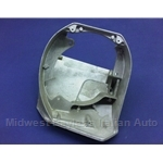 Headlight Housing (alloy) Left (Fiat Bertone X19 All) - OE NOS