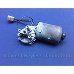 Headlight Motor Left (Fiat X19 1973-78 + Lancia Scorpion) - U8