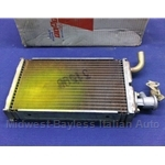 Heater Core Assembly Non-AC (Fiat 131 1975-78 Series 1) - OE NOS