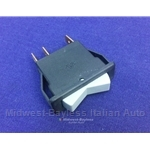 Heater Defrost Fan Switch (Fiat 850, 128) - NEW