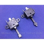 Heater Defrost Fan Switch (Lancia Scorpion Montecarlo) - U8