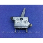 Heater Blower Fan Switch - w/AC (Fiat Bertone X1/9 1979-88) - U8