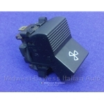 Heater Fan Switch (Fiat 124 Sedan Wagon, 128) - NEW