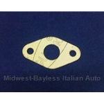 Heater Return Tube to Water Pump DOHC Gasket (Fiat 124, 131 All) - NEW