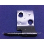Engine Cover Hinge - Rear (Lancia Scorpion Montecarlo) - OE NOS