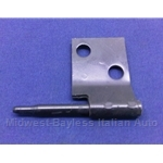 Engine Cover Hinge - Forward (Lancia Scorpion Montecarlo) - OE NOS