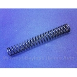 Accelerator Linkage - Cross Bar Centering Spring (Fiat 128 All) - OE NOS