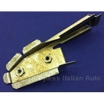 Hood Hinge Mount Left (Fiat Pininfarina 124 Spider All) - OE NOS