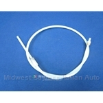 Hood Release Cable Sheath (Fiat 128 72-79) - OE NOS