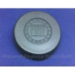 "Horn Button Assembly ""FIAT"" Wreath Logo (Fiat Bertone X1/9 1979-86) - U8"