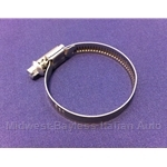 Hose Clamp Euro Style 32-50mm for Radiator Hose - NEW