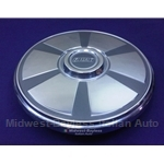 Hub Cap 235mm (Fiat 124 Spider Coupe 1974-78) - OE NOS