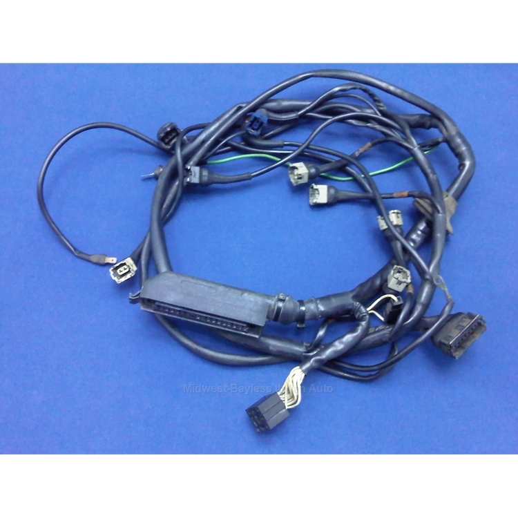 Fuel Injection Wiring Harness Sub-Harness (Fiat 124 Spider 1980-82) - U8 | Spider Fiat Wire Harness |  | Midwest Bayless