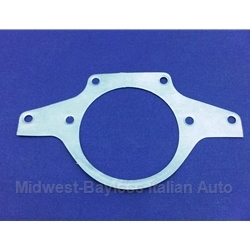Crankshaft Cover Rear Main Seal Housing Gasket (Fiat 850 All) - NEW