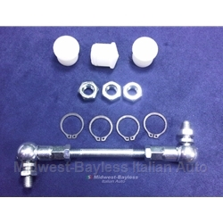Shifter Linkage Bushing KIT (Lancia Beta All) - NEW