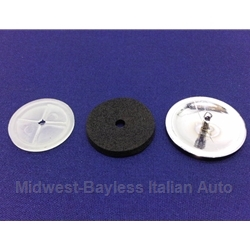 "Antenna Hole Cover 3/4"" - 1""  (Fiat All) - OE NOS"