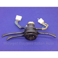Steering Column Switch Assembly (Fiat X1/9 1973-78, Fiat 128 All 1973-79, Lancia Stratos) - U8