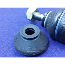 Tie Rod End Boot - 25mm Spring Clip Style (Fiat Lancia) - NEW