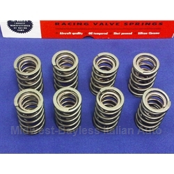 Valve Spring SET High Performance DOHC SOHC All (Fiat 124, 131, X19, 128, Yugo, Lancia Beta, Scorpion) - NEW