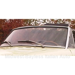 Windshield Glass - Clear (Fiat 124 Spider 1968-74 + All) - EURO MAKER