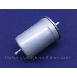 Fuel Filter - Fuel Injection (Fiat Pininfarina 124, X1/9, Brava, Lancia w/L-Jet) - NEW
