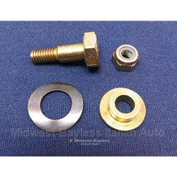 Shifter Linkage Bushing / Bolt KIT (Fiat X19, 128, 850) - NEW