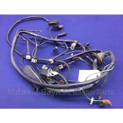 Fuel Injection Wiring Harness (Fiat 124 Spider 1981-82 TURBO) - U8 | Spider Fiat Wire Harness |  | Midwest Bayless