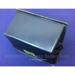 Battery Cover (Fiat 124 Spider 1974-83) - U7.5