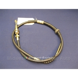 Clutch Cable (Fiat 131/Brava 1979-On - Non-AC) - OE NOS