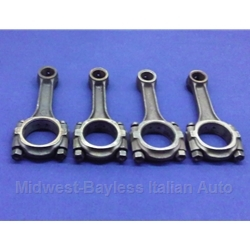 Connecting  Rod Set SOHC 1500 (Fiat Bertone X19 1979-88) - U8.5