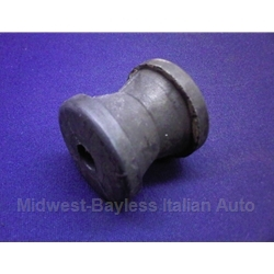 Control Arm Bushing Lower Front (Fiat Bertone X1/9, 128, Yugo All) - NEW