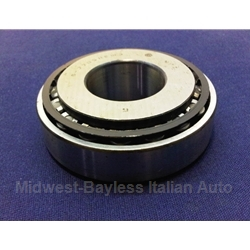 Differential Bearing - Pinion Bearing Front (Fiat 124, 131, 1100/1200/1500) - NEW