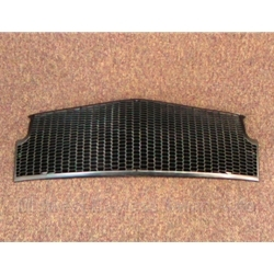 Front Grille (Fiat X1/9 1975-78 North America) - U7.5