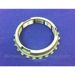 Synchro Ring 1st/2nd/3rd/4th (Fiat 124 Early 4-Spd, 1500 Cabriolet) - OE NOS