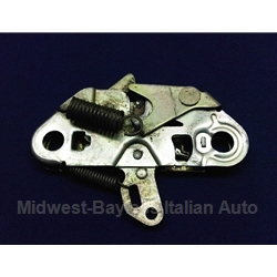 Hood Latch (Fiat 124 Spider All 1968-85) - U8